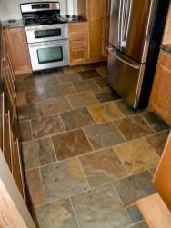 Gorgeous kitchen floor tiles design ideas (30)