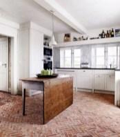 Gorgeous kitchen floor tiles design ideas (39)