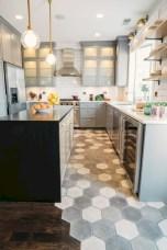 Gorgeous kitchen floor tiles design ideas (4)