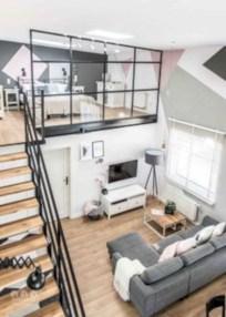 Inspiring grey studio apartment decor ideas on a budget (18)