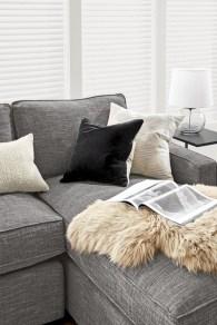 Inspiring grey studio apartment decor ideas on a budget (26)