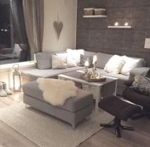 Inspiring grey studio apartment decor ideas on a budget (4)