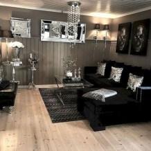 Inspiring grey studio apartment decor ideas on a budget (43)