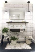 Luxury black and white bathroom design ideas 10