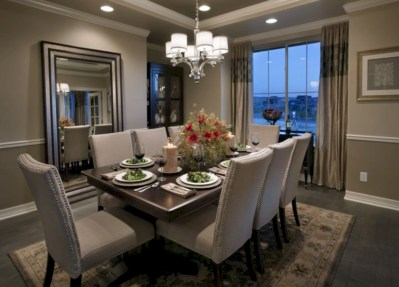 Luxury dining room design ideas you will love (13)