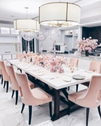 Luxury dining room design ideas you will love (36)