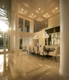Luxury dining room design ideas you will love (5)