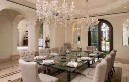 Luxury dining room design ideas you will love (8)