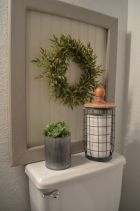 Modern farmhouse bathroom decor ideas (23)