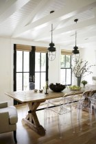 Modern farmhouse dining room decorating ideas (16)