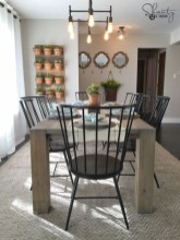 Modern farmhouse dining room decorating ideas (28)