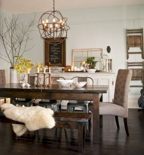 Modern farmhouse dining room decorating ideas (35)