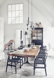 Modern farmhouse dining room decorating ideas (5)