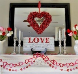 Romantic diy valentine decorations ideas 01