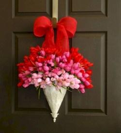 Romantic diy valentine decorations ideas 17