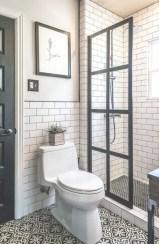 Stunning attic bathroom makeover ideas on a budget 34