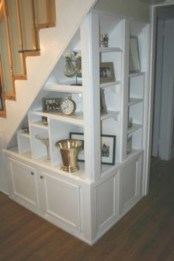 Stunning corner shelves decoration ideas 22