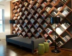 Stunning corner shelves decoration ideas 33