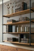 Stunning corner shelves decoration ideas 40