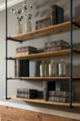Stunning corner shelves decoration ideas 40