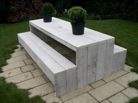 Stunning diy pallet furniture design ideas (13)