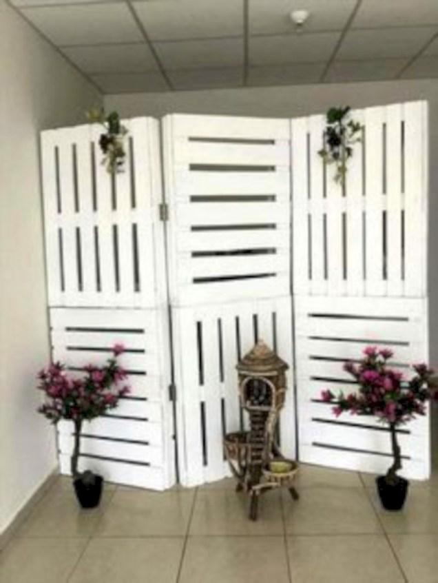 Stunning diy pallet furniture design ideas (52)