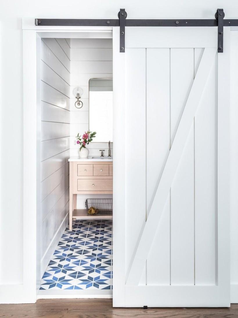 Totally brilliant tiny house bathroom design ideas (18) - Round Decor