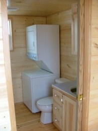 Totally brilliant tiny house bathroom design ideas (22)