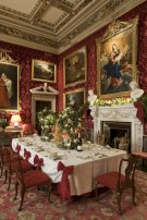 Vintage victorian dining room decor ideas (37)