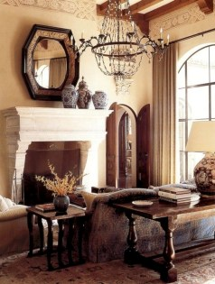 Beautiful french country living room ideas 06