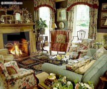 Beautiful french country living room ideas 11