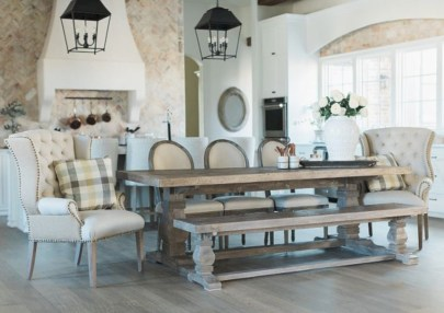 Beautiful french country living room ideas 26
