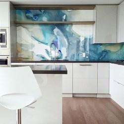 Beautiful kitchen backsplah decor ideas 44