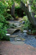 Beautiful rock garden landscaping ideas 31
