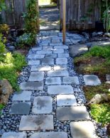 Beautiful rock garden landscaping ideas 40