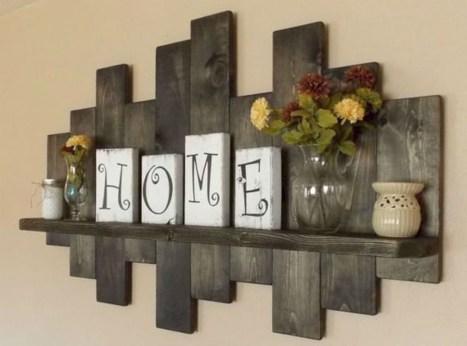 Brilliant diy rustic home decorating ideas 39