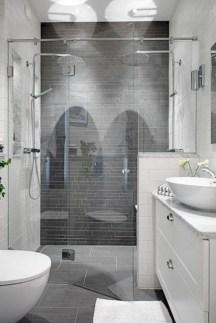 Cool attic bathroom remodel ideas 15