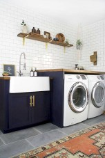 Creative small laundry room organization ideas 28
