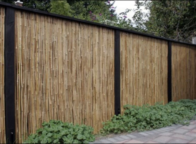 Easy and cheap backyard privacy fence design ideas 33