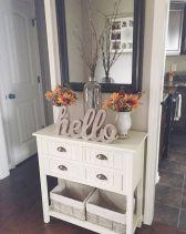 Easy diy rental apartment decoration ideas 37