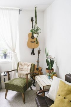 Easy diy rental apartment decoration ideas 41