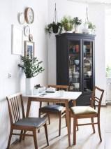 Genius small dining room table design ideas 04