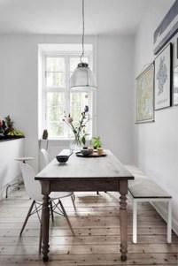 Genius small dining room table design ideas 07