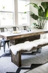 Genius small dining room table design ideas 10