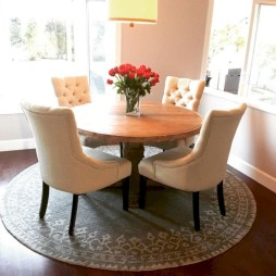 Genius small dining room table design ideas 15