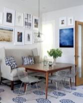Genius small dining room table design ideas 20