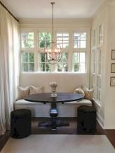 Genius small dining room table design ideas 32
