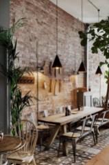 Genius small dining room table design ideas 40