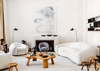Mid century modern living room furniture ideas 01