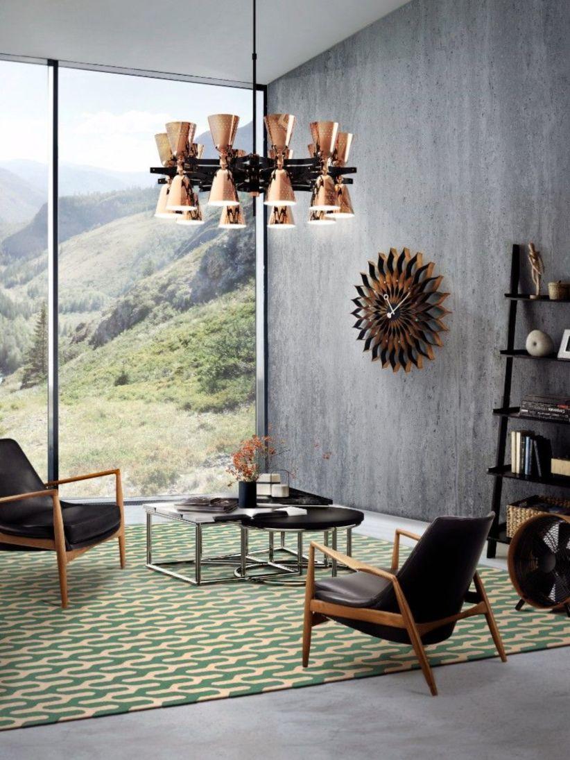 Mid century modern living room furniture ideas 06